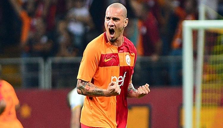 Galatasaray'da Maicon kariyer rekoruna yaklaştı