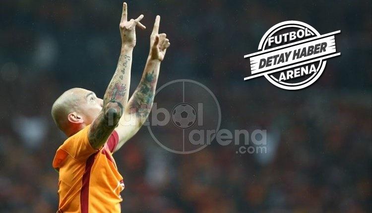 Galatasaray'da Maicon'dan 19 sezon sonra bir ilk