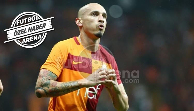 Galatasaray'da Maicon'un yeni lakabı 'golcü'
