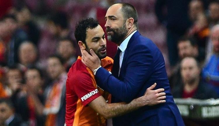 Galatasaray'da Selçuk İnan, Trabzonspor maçında ilki yaşaycak
