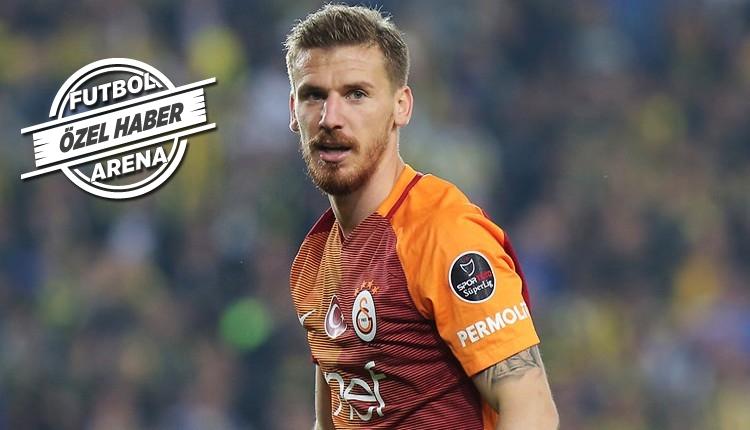 Galatasaray'da Serdar Aziz'den iyi haber