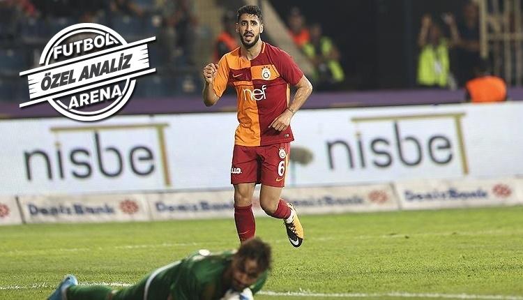 Galatasaray'da Tolga Ciğerci değişimi...