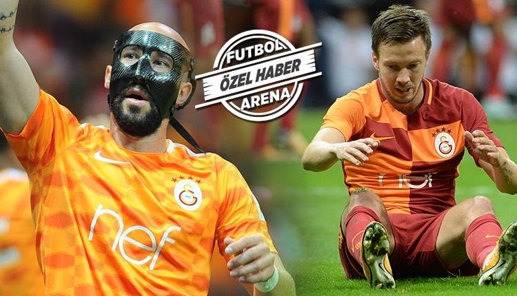 Galatasaray'da Tudor'dan Latovlevici kararı