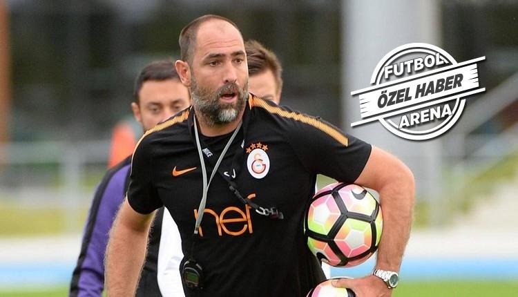 Galatasaray'da Tudor'dan Serdar Aziz'e kritik uyarı