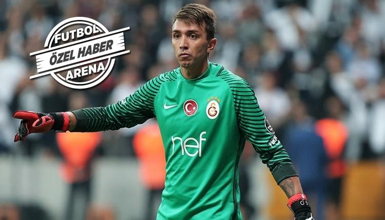 Galatasaray'dan Muslera için transfer açıklaması