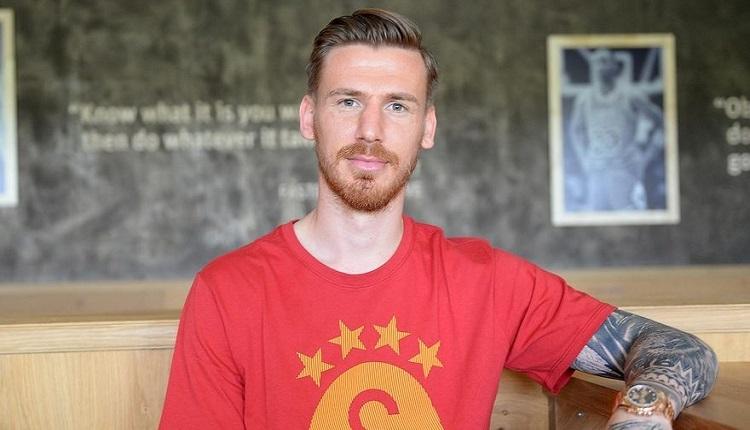 Galatasaraylı Serdar Aziz'den Hakan Karaoğlu için alkışlanacak hareket