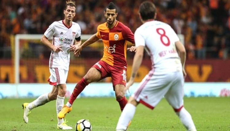 Galatasaraylı Younes Belhanda'dan Fenerbahçe'ye mesaj var ''Gol atacağım!''