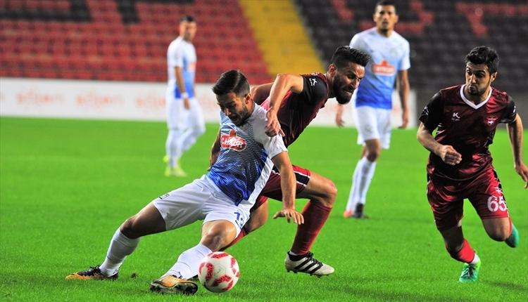 Gaziantepspor 0-0 Çaykur Rizespor maç özeti