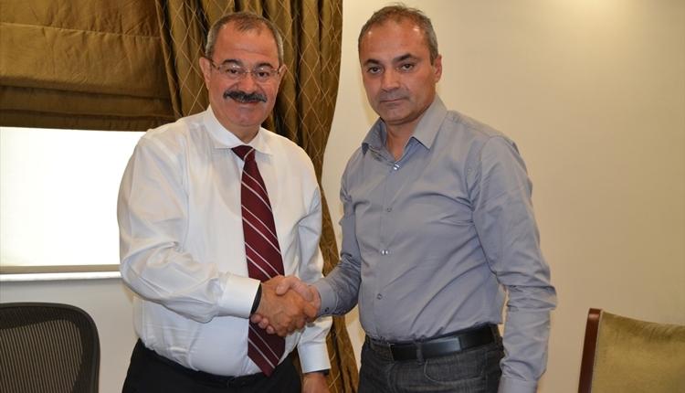 Gazişehir Gaziantep'te Erkan Sözeri iddialı konuştu