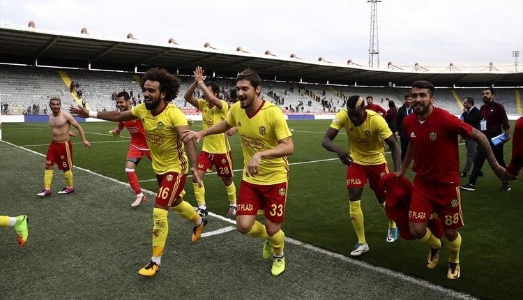 Gençlerbirliği 0-1 Yeni Malatyaspor maç özeti ve golleri