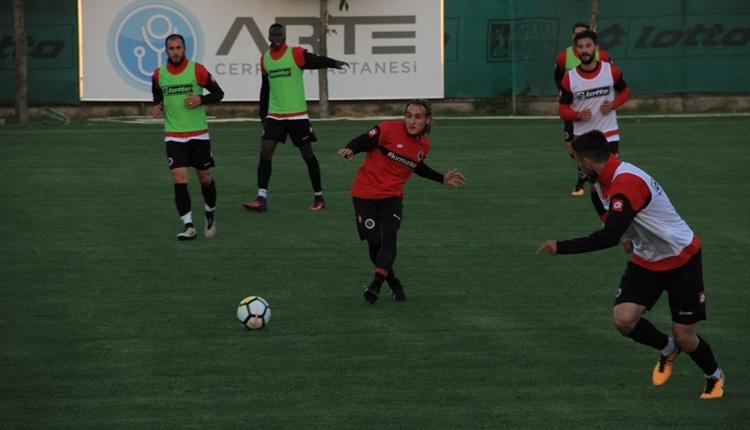 Gençlerbirliği, Beşiktaş'a hazırlanıyor