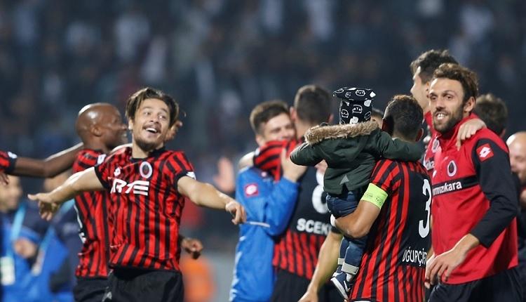 Gençlerbirliği cephesinden Beşiktaş sözleri: