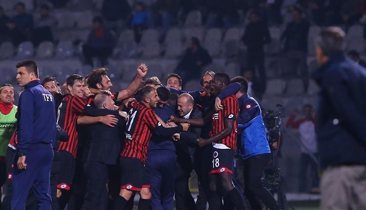 Gençlerbirliği'nden Beşiktaş'a büyük fark!