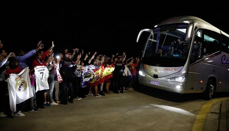 Girona - Real Madrid maçı öncesi kırmızı alarm