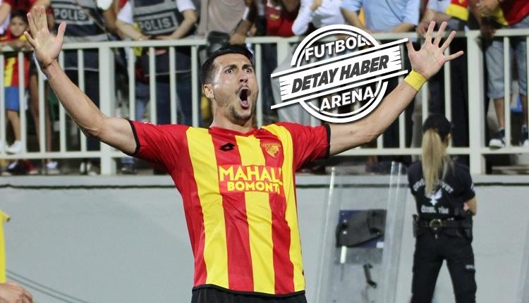 Göztepe'de Adis Jahovic, Messi'yi bile geçti