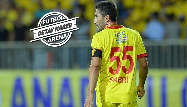 Göztepe'de Sabri'den Alanyaspor maçında şov! Neler yaptı neler...