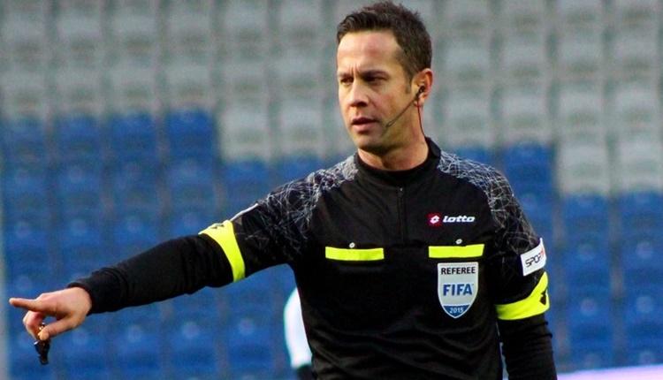 Halis Özkahya'ya UEFA'dan görev