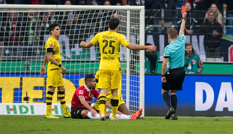 Hannover 4-2 Dortmund maç özeti ve golleri (İZLE)