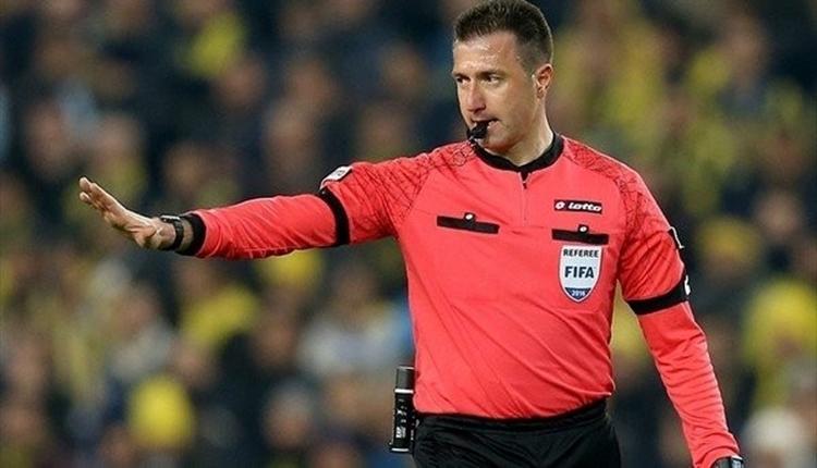 Hüseyin Göçek, UEFA Avrupa Ligi maçını yönetecek