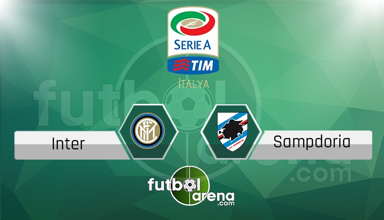 İnter - Sampdoria canlı skor, maç sonucu - Maç hangi kanalda?