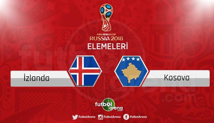 İzlanda - Kosova canlı skor, maç sonucu - Maç hangi kanalda?