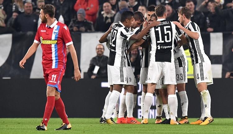 Juventus 4-1 SPAL maç özeti ve golleri (İZLE)