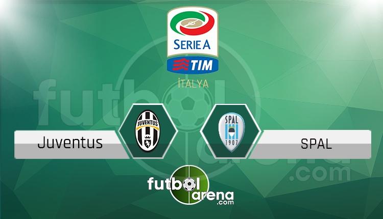 Juventus Spal canlı skor, maç sonucu - Maç hangi kanalda?