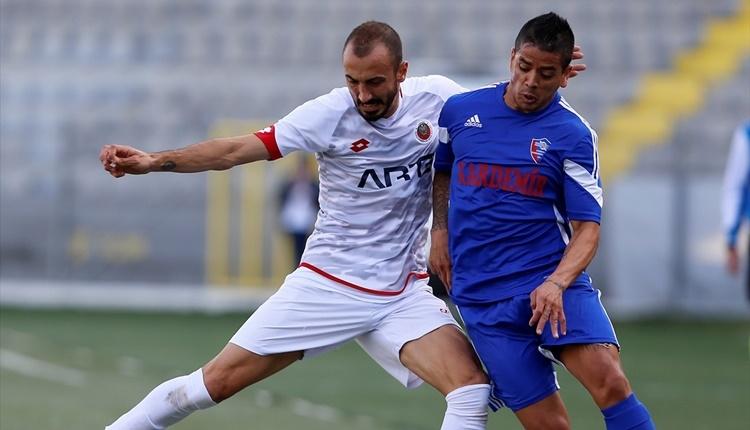 Karabükspor 1-0 Gençlerbirliği maçı özeti ve golü