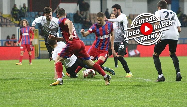 Karabükspor 3-1 Keçiörengücü maçı özeti ve golleri (İZLE)