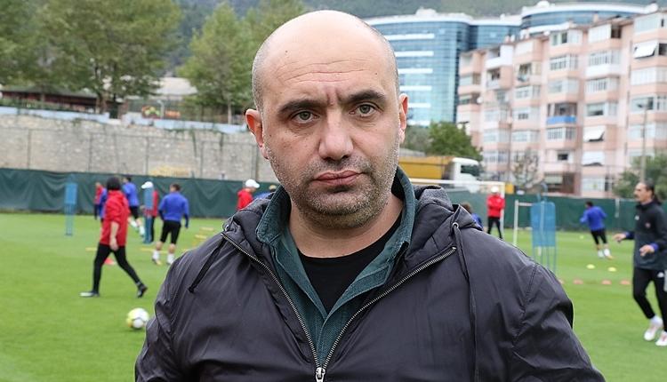 Karabükspor yöneticisinden Kayserispor'a gözdağı