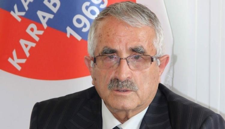 Karabükspor'da Hikmet Tankut'tan camiaya çağrı