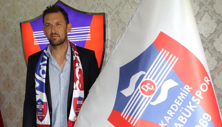 Karabükspor'da Popovic dönemi başladı