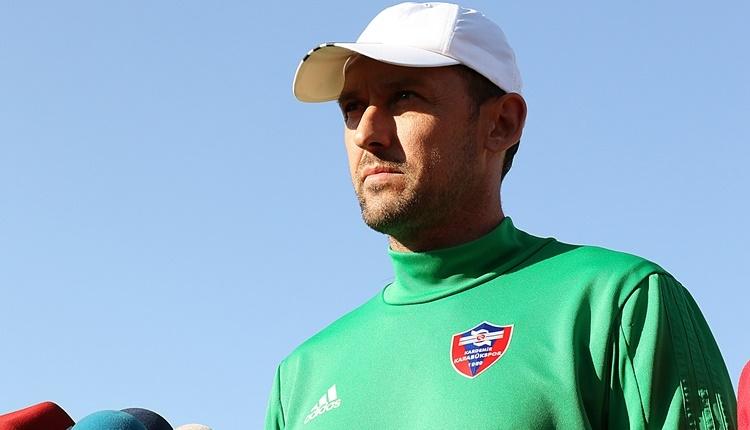 Karabükspor'da Tony Popovic'ten, Osmanlıspor yorumu