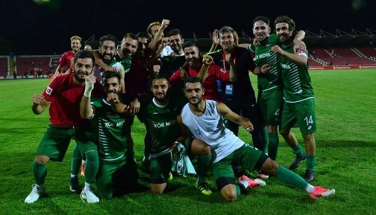 Kars 36 Spor kalecisi Aykut Demirdelen'in Galatasaray hayali