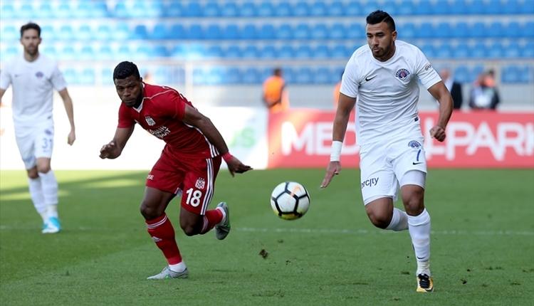 Kasımpaşa 2-3 Sivasspor maç özeti ve golleri (İZLE)