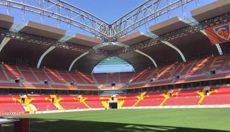 Kayserispor - Atiker Konyaspor maçı bilet fiyatları