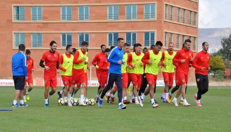Kayserispor'da Karabükspor maçı öncesi son durum