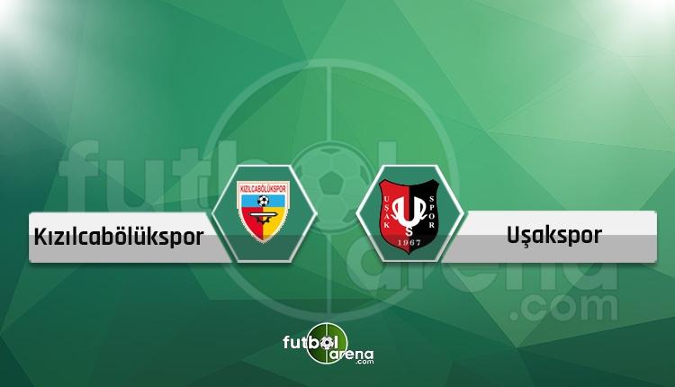 Kızılcabölükspor - Uşakspor maçı canlı ve şifresiz izle