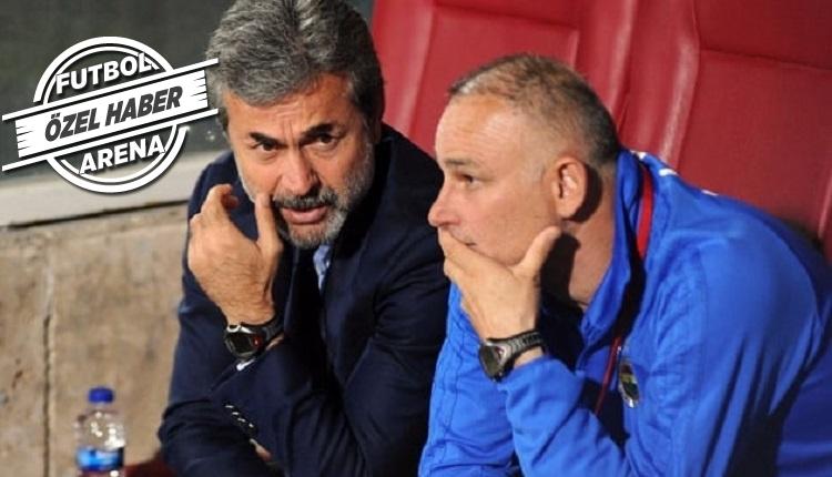 Konyaspor'a teknik direktör adayı Aykut Kocaman'ın yardımcısı Omerovic'ten haber var!
