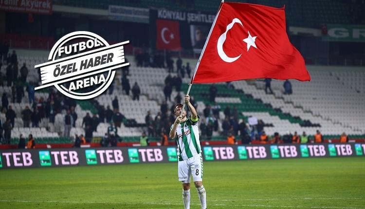 Konyaspor'da kaptan Ali Çamdalı affediliyor