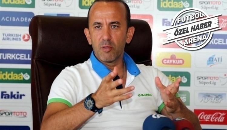 Konyaspor'da Mehmet Özdilek en güçlü aday