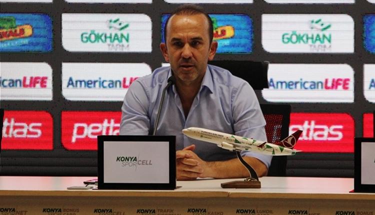 Konyaspor'da Mehmet Özdilek'in ilk galibiyet sözleri