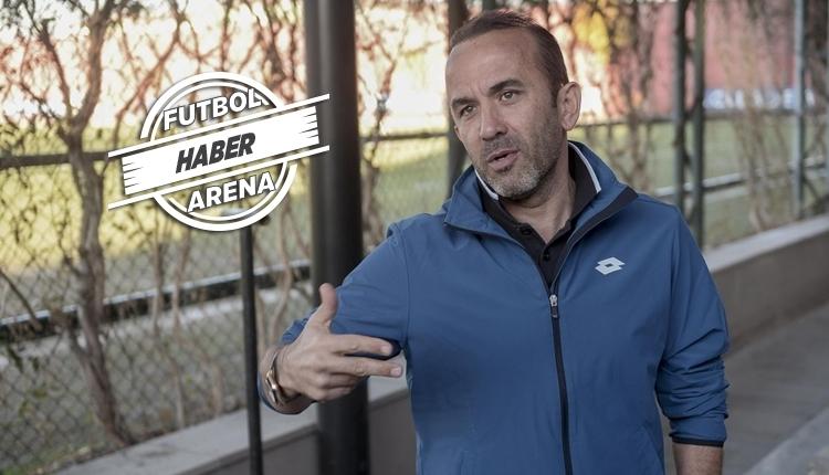 Konyaspor'un yeni teknik direktörü Mehmet Özdilek