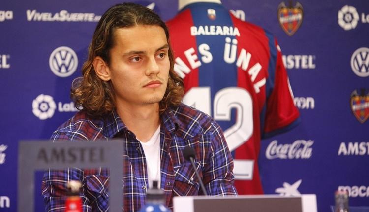 Levante transferi için Enes Ünal'dan ilginç yorum