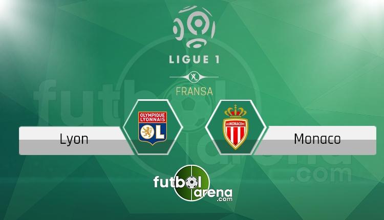 Lyon Monaco canlı skor, maç sonucu - Maç hangi kanalda?