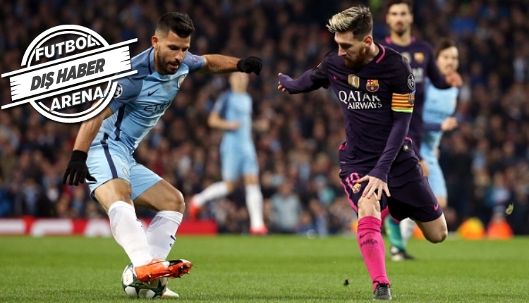 Manchester City'den Lionel Messi'ye 400 milyon Euro