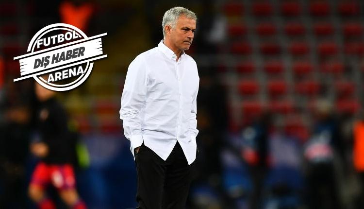 Manchester United'ta Jose Mourinho: