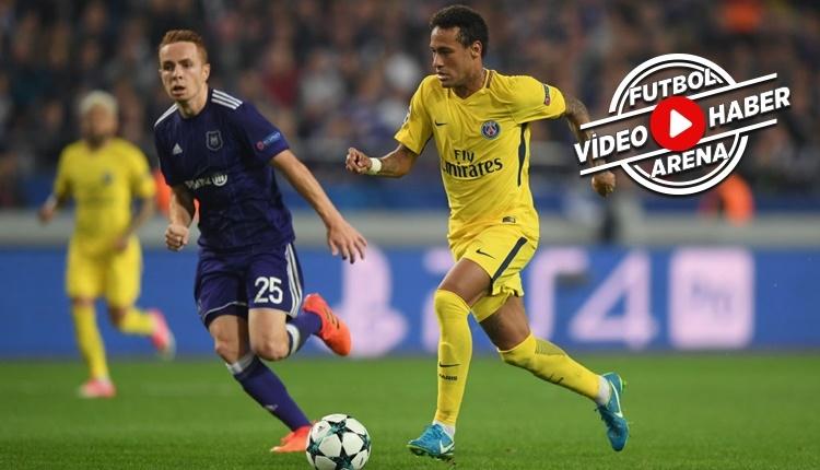 Marsilya 2-2 PSG maçı özeti ve golleri (İZLE)