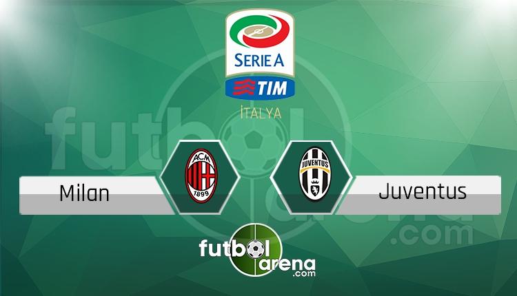 Milan Juventus canlı skor, maç sonucu - Maç hangi kanalda?