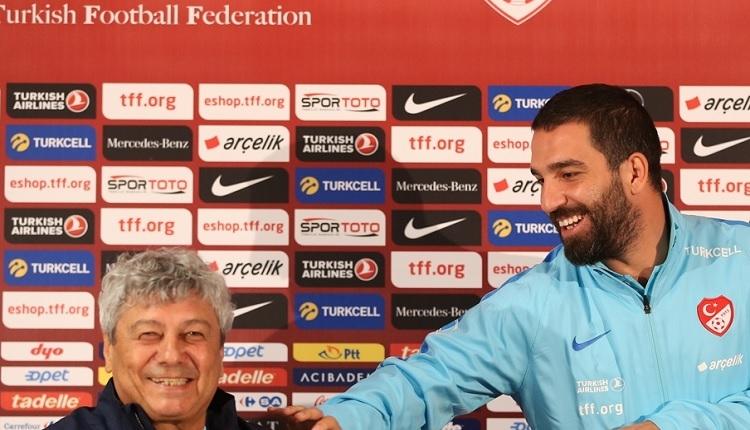 Arda Turan'dan Lucescu ve Emre Belözoğlu sözleri: 'Cesaret ister...'